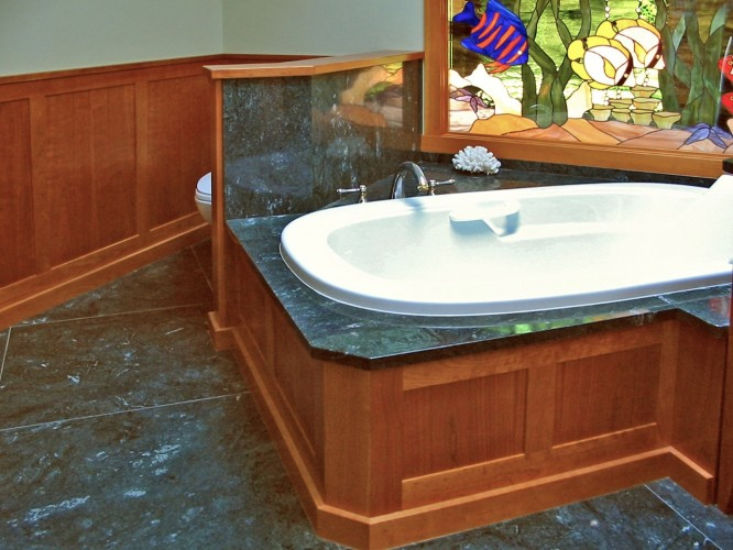 cherry-wainscott-tub-surround